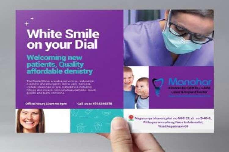 Fractured teeth clinic in vizagmanohar dental