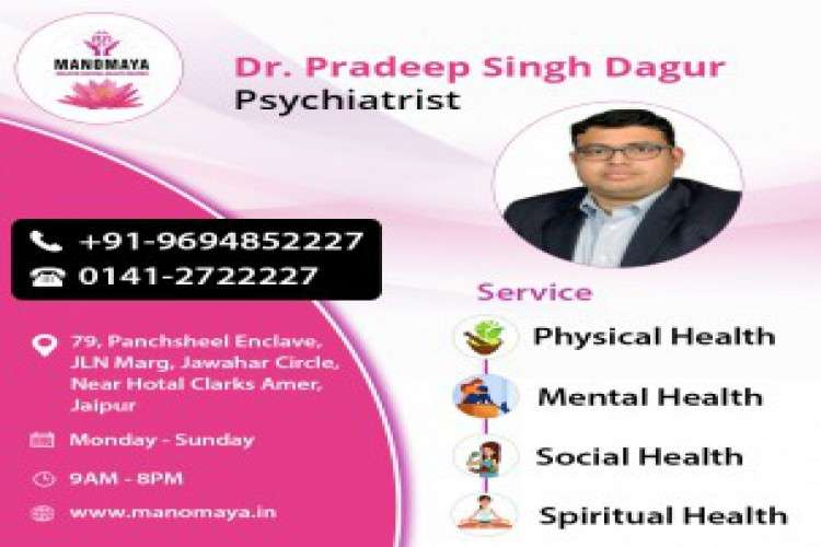Get ocd treatment with psychiatrist in jaipur