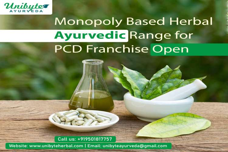 Grab an ayurvedic pcd franchise business opportunity here