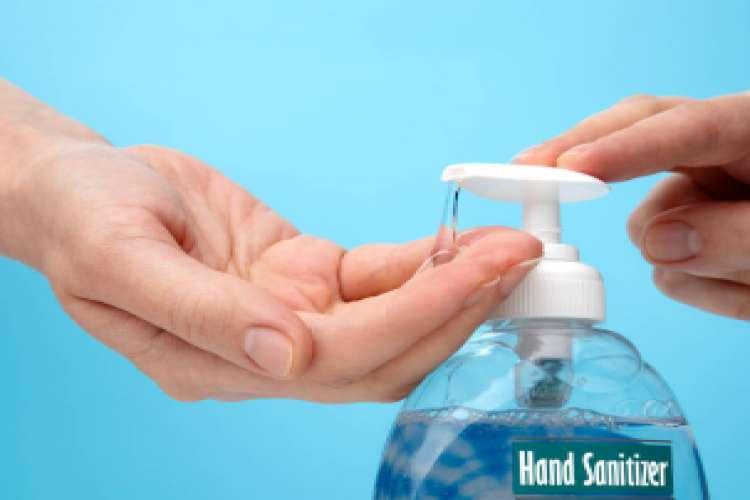 Hand sanitizer manufacturers in baddi