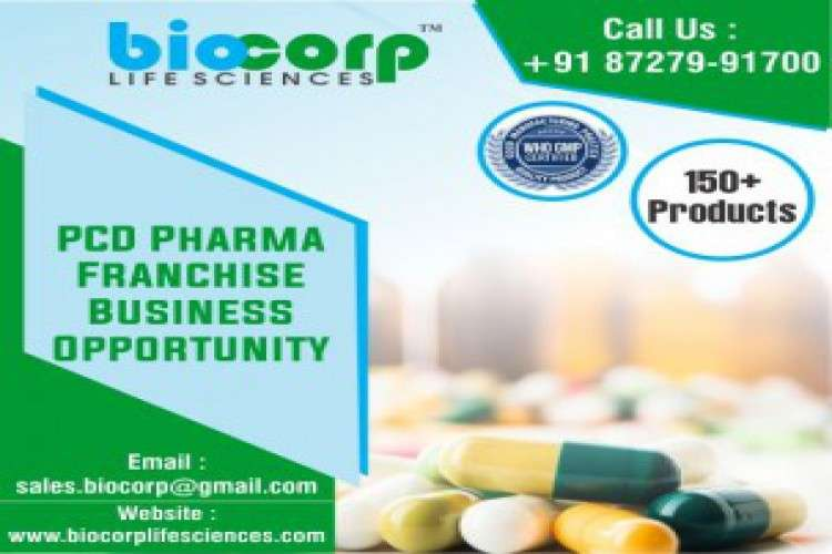 Hand sanitizers for pcd pharma franchise