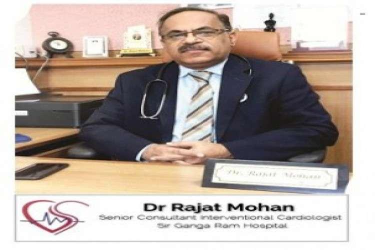 Heart specialist doctor in delhi