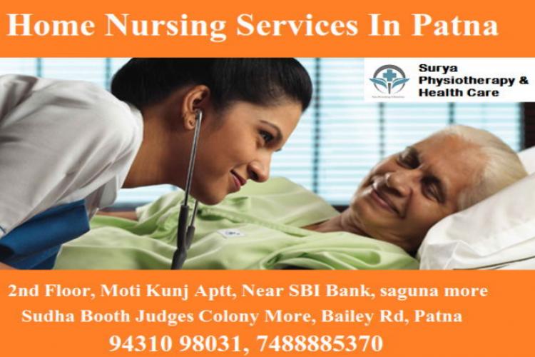 Home nursing service in patna