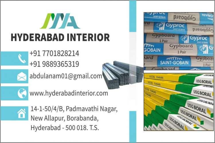 Interior designer in hyderabad
