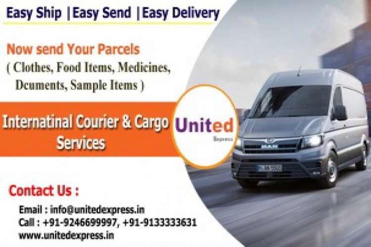 International courier services in vijayawada   united express