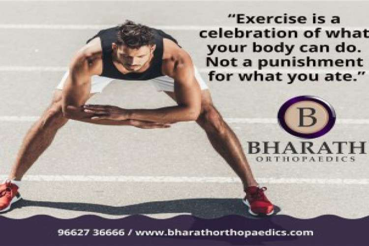 Joint replacement surgeon dr bharath