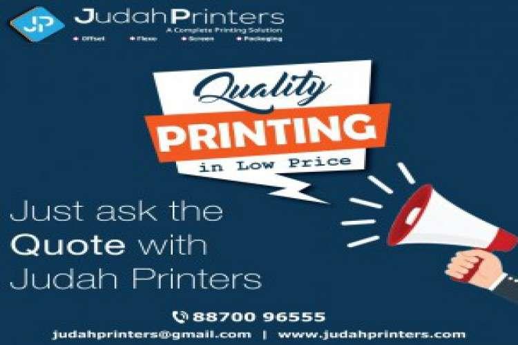 Judah printers sivakasi printing company boxes printing