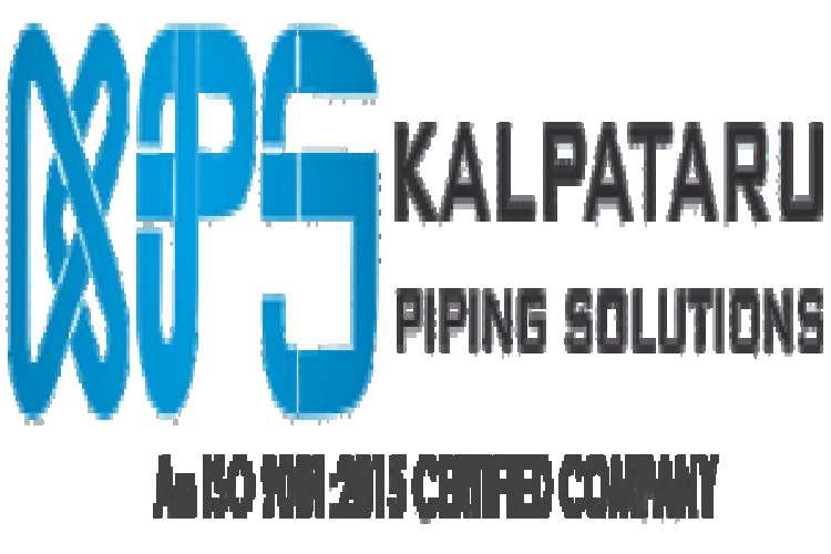 Kalpataru piping supplier and manufacturer