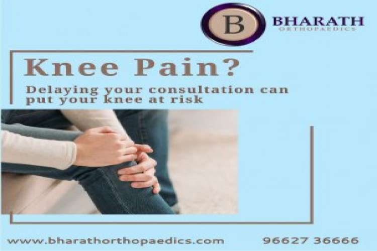 Knee replacement surgery dr bharath