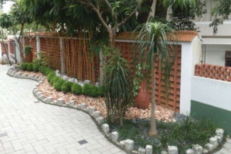 Landscape and plantscape services in kerala specially in trivandrum