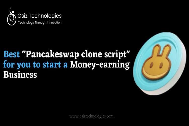 Launch your defi exchange like pancakeswap