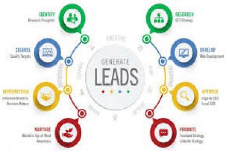 Lead generation service provider