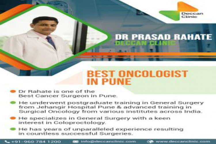 Leading cancer surgeon in pune