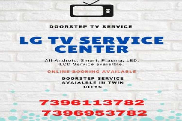 Lg tv repair services