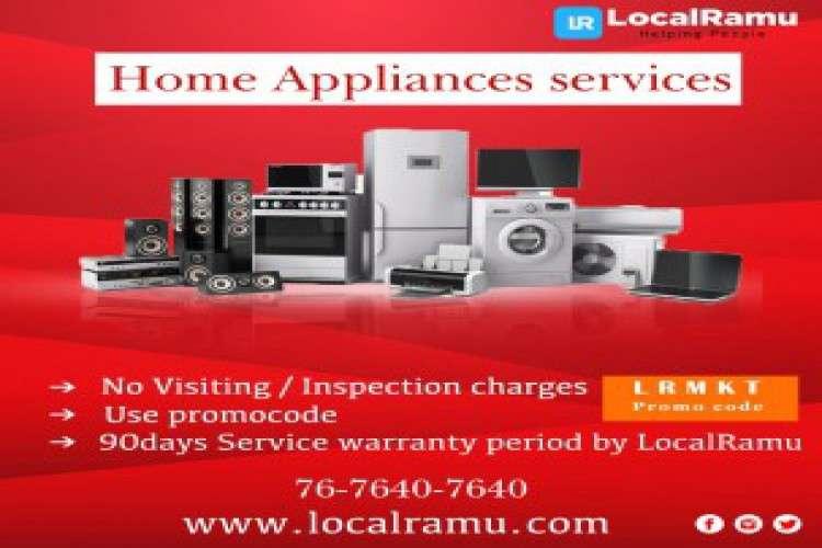 Localramu   get professional services at your doorsteps