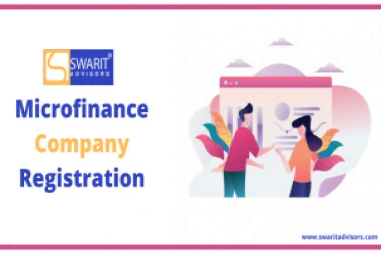 Microfinance company registration online in india