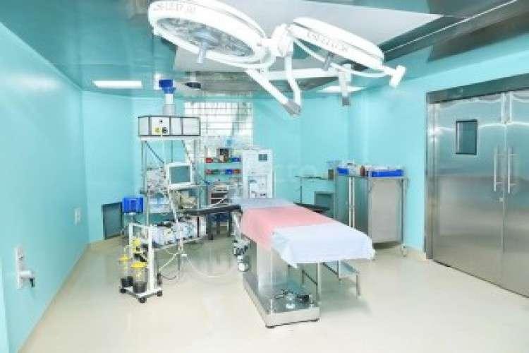 Multispeciality hospital in ramnad