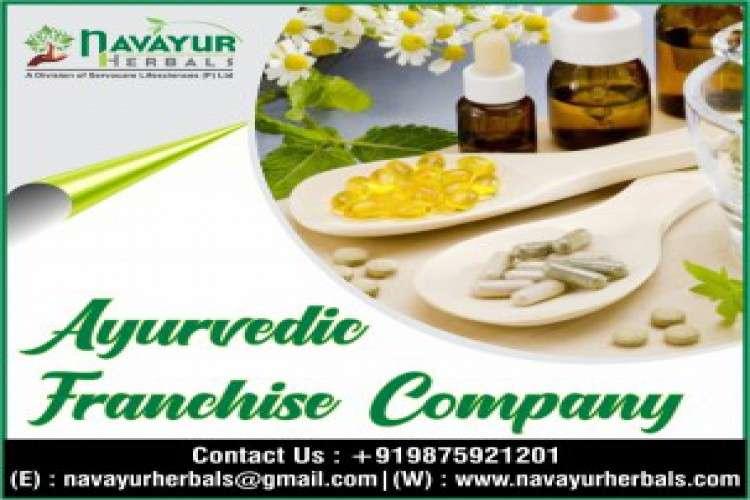 Navayaur herbals  ayurvedic pcd pharma franchise company
