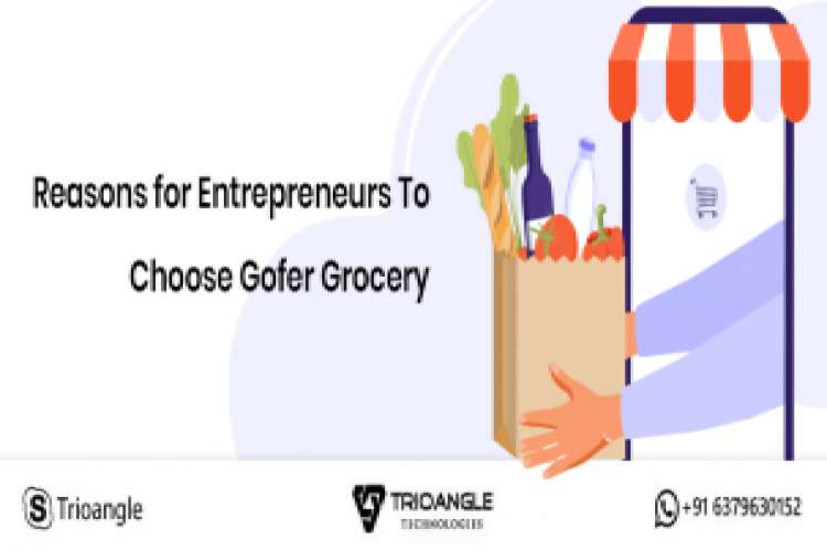 On demand grocery delivery script