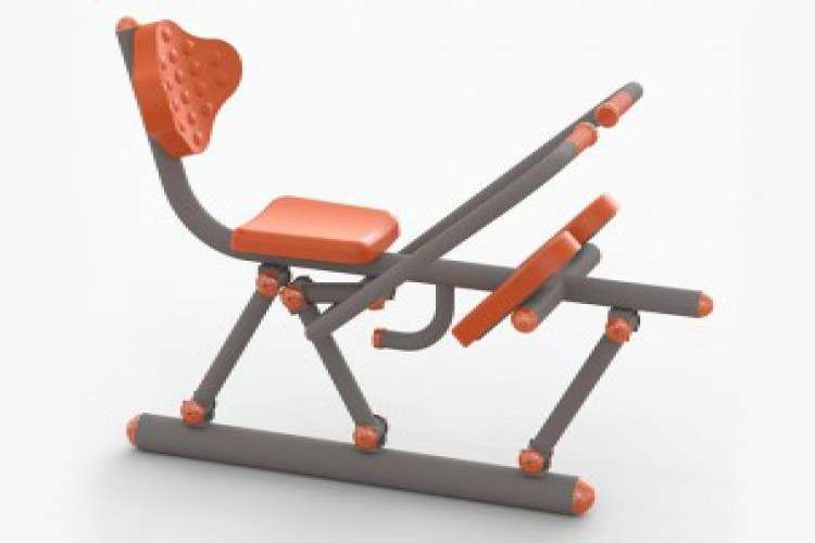 Outdoor gym equipment manufacturer in india