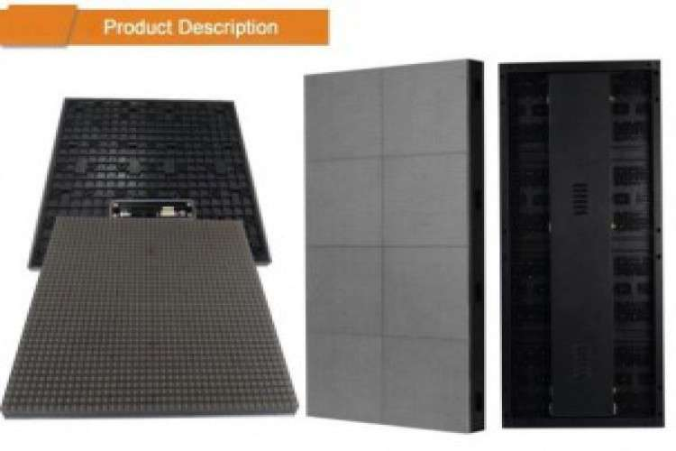 Outdoor led display outdoor led display
