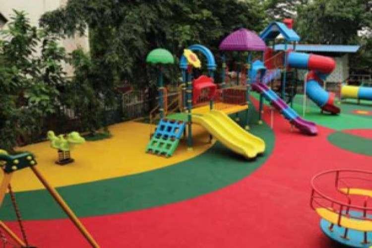 Outdoor playground equipment supplier in india