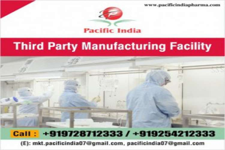 Pacific india  third party pharma manufacturer