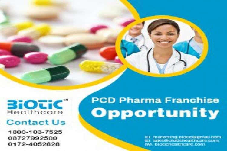 Pcd pharma franchise company   biotic healthcare