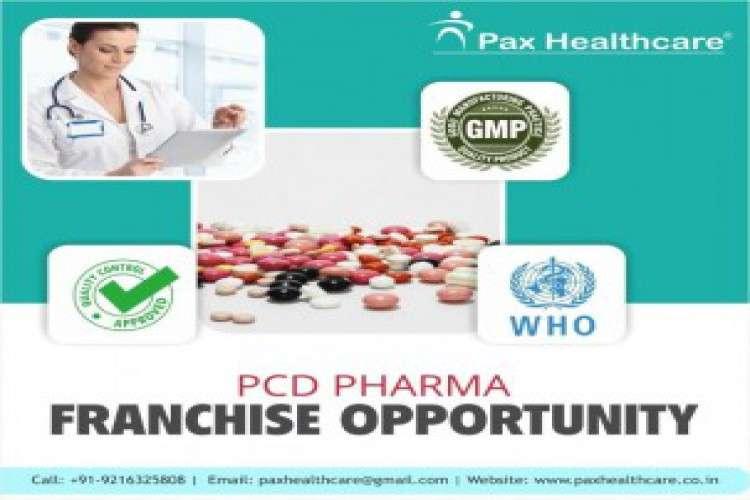 Pcd pharma franchise company   pax healthcare