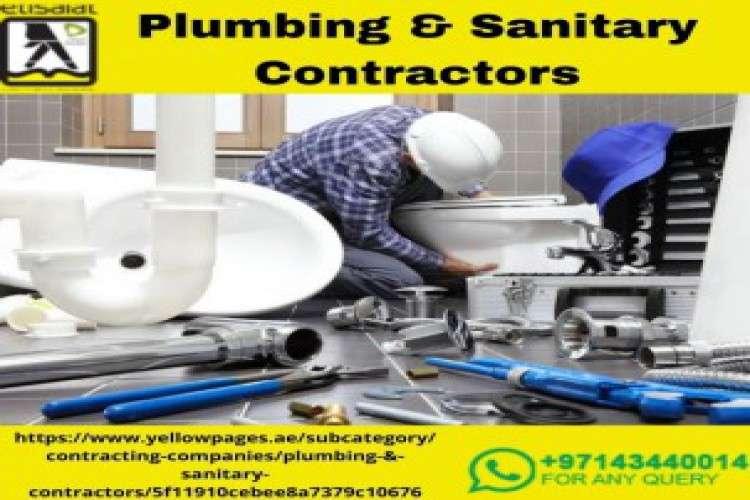 Plumbing services company in dubai