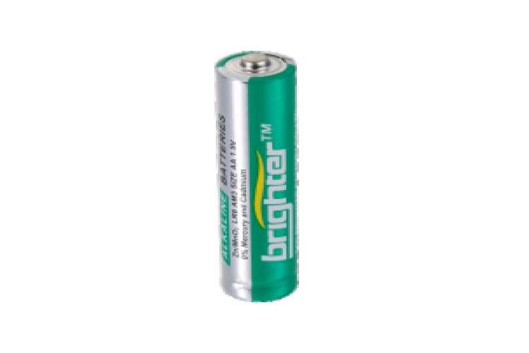 Product alkaline battery