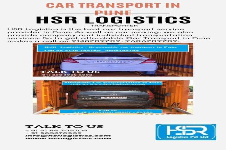 Reasonable car transport in pune - hsr logistics
