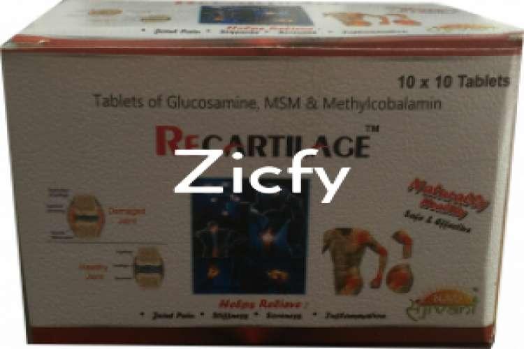 Recartilage tablets
