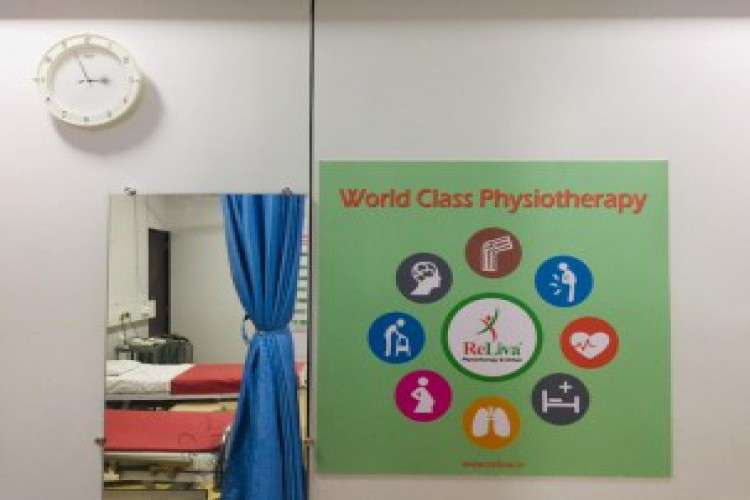 Reliva physiotherapy clinic in bangalore