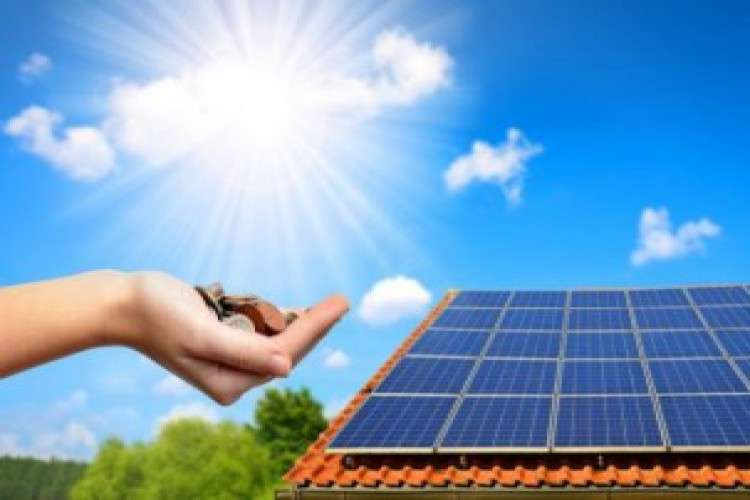 Rooftop and residential solar system