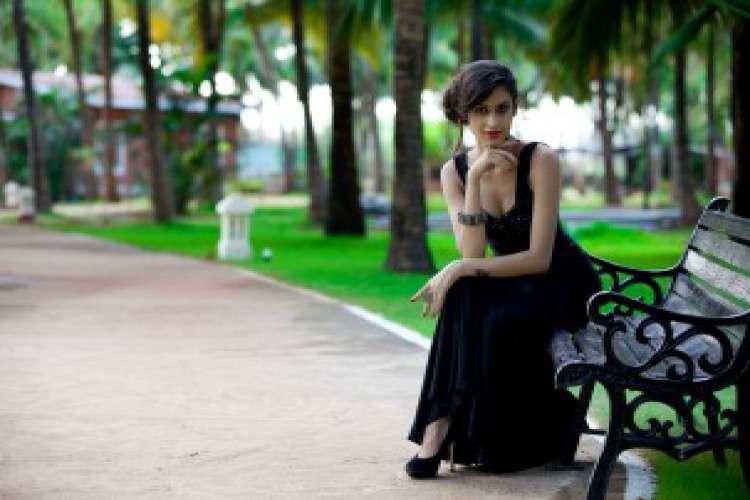 Rrajani fashion portfolio photographers in india
