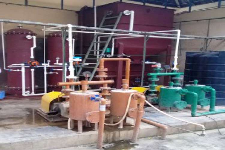 Saf engineers water treatment plant waste water treatment plant