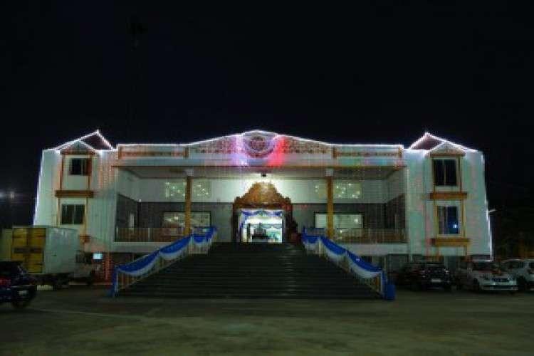 Sam palace convention center