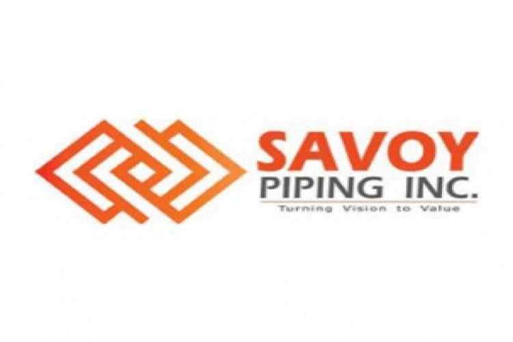 Savoy piping inc supplier exporter