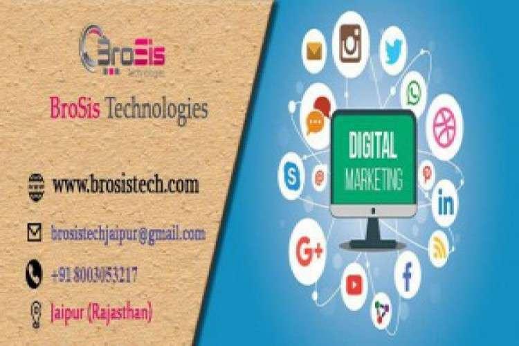 Seo company in jaipur  brosis technologies