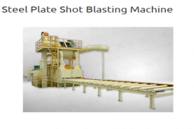 Shot blasting machine shot blasting equipment shot blaster abrator