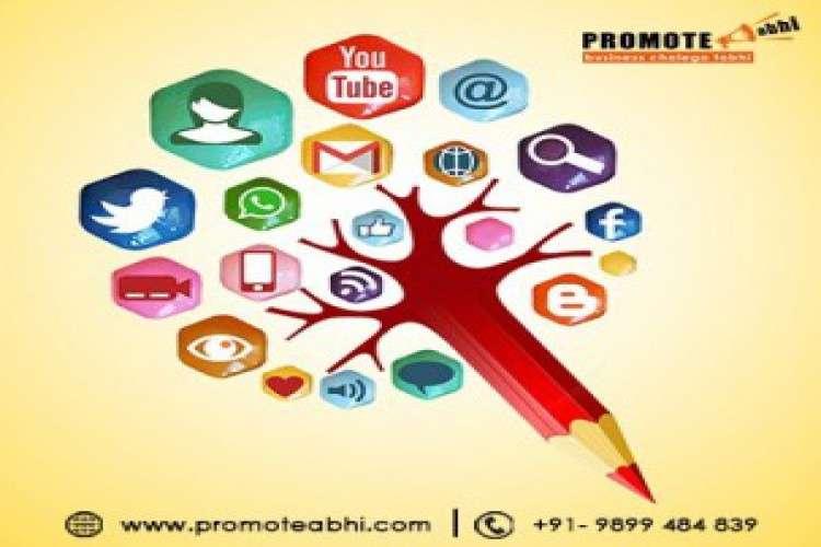 Social media marketing company india social media agency delhi