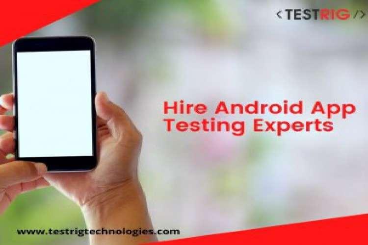 Software testing company testrig technologies