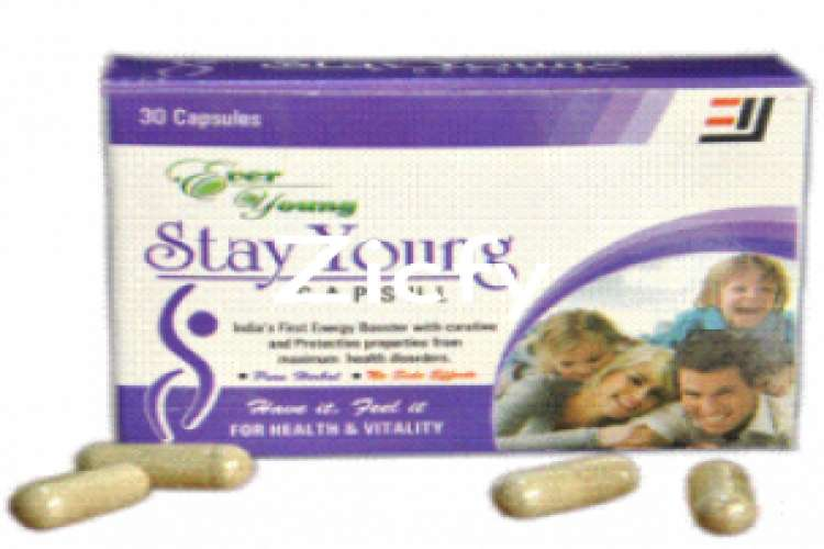 Stay young capsules