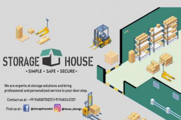 Storagehouse space available for rent