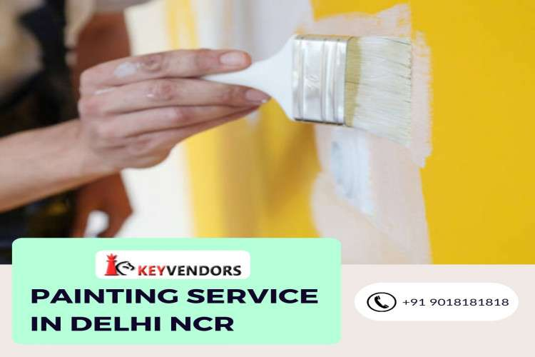 The best painting contractors in delhi by keyvendors