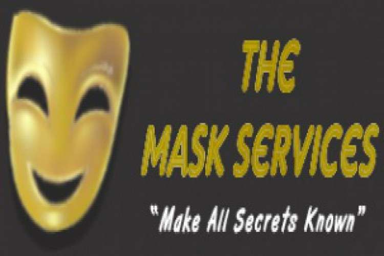 The mask services detective