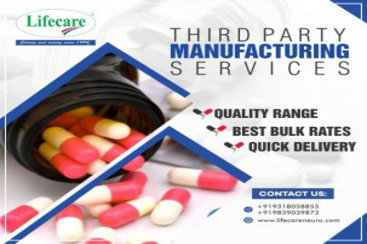 Third party manufacturing company in india   lifecare neuro