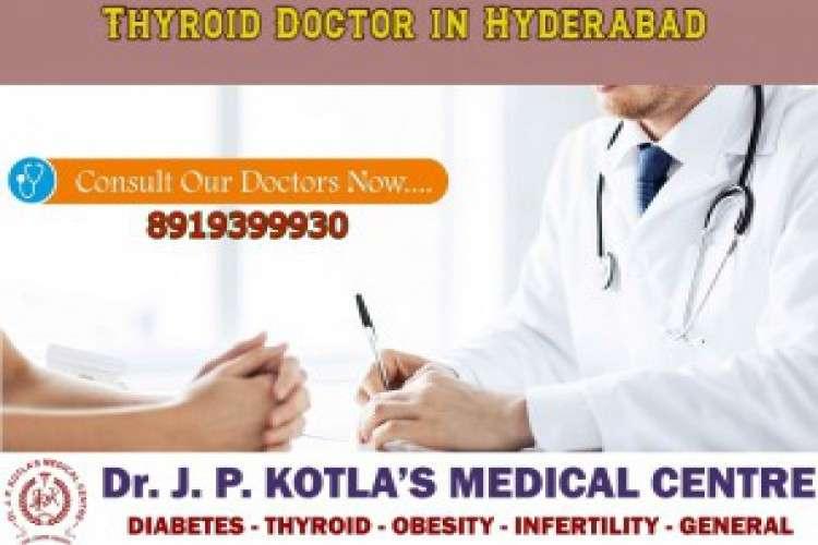 Thyroid doctor in hyderabad and best thyroid doctor in himayat nagar