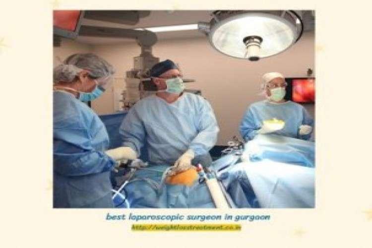 Top laparoscopic surgeon in gurgaon